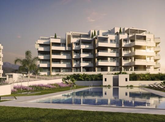 Luxusní apartmány Torrox Costa- Calaceite